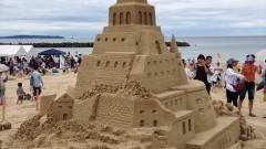 しんぐう砂の芸術祭(新宮町)