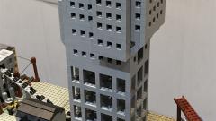 竪坑櫓をレゴで再現! !(志免町)